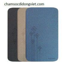 Ốp lưng MTB GLX Tab 3 life 8.0  inch nắp gập xanh , xám , nâu