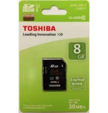 Thẻ nhớ Micro SDHC Toshiba 8GB Class 4